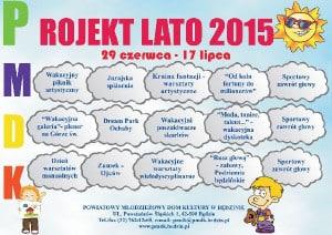 Projekt Lato 2015 - 600 x 424