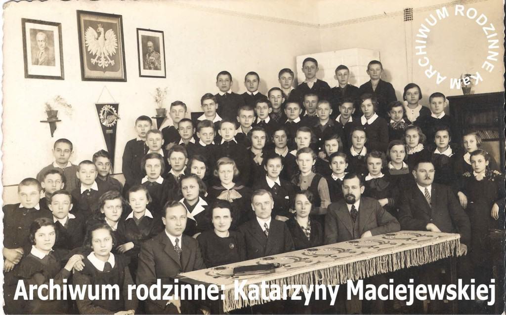 1934 r rok 23 stycznia Kl.Stasi Liwińskiej