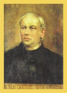ks. Czerniański portret