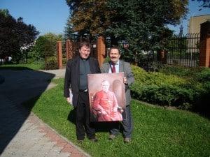 Ks.Pozarski i Piotr Dudala